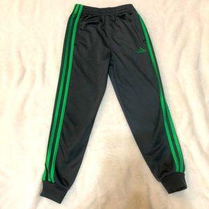 Adidas basketball pants.